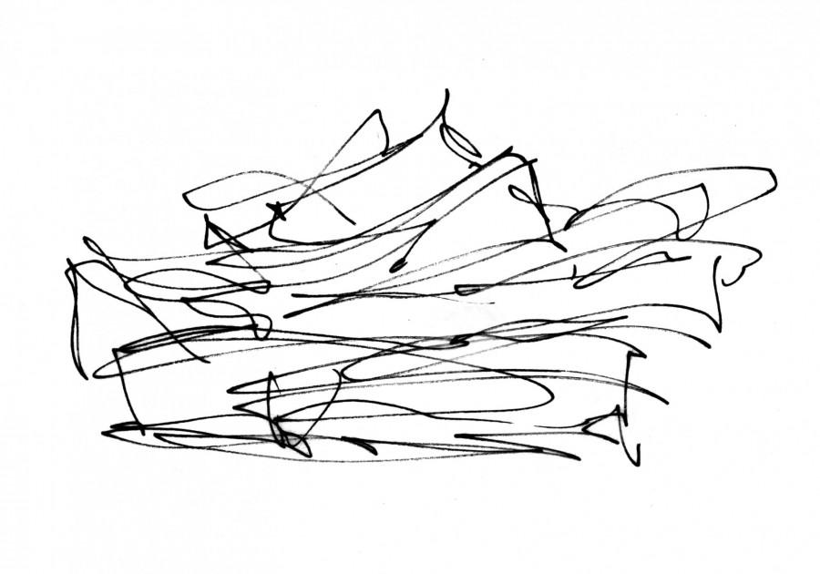 Frank Gehry 韩国首作!充满诗意的玻璃云朵:首尔路易威登 Maison Seoul 2
