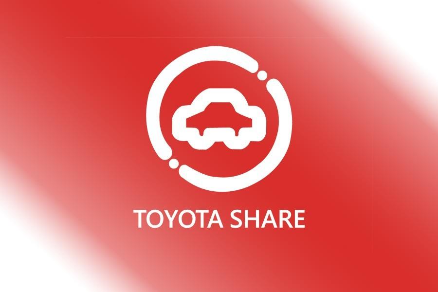 用手機就能租借汽車,TOYOTA SHARE共享服務來了