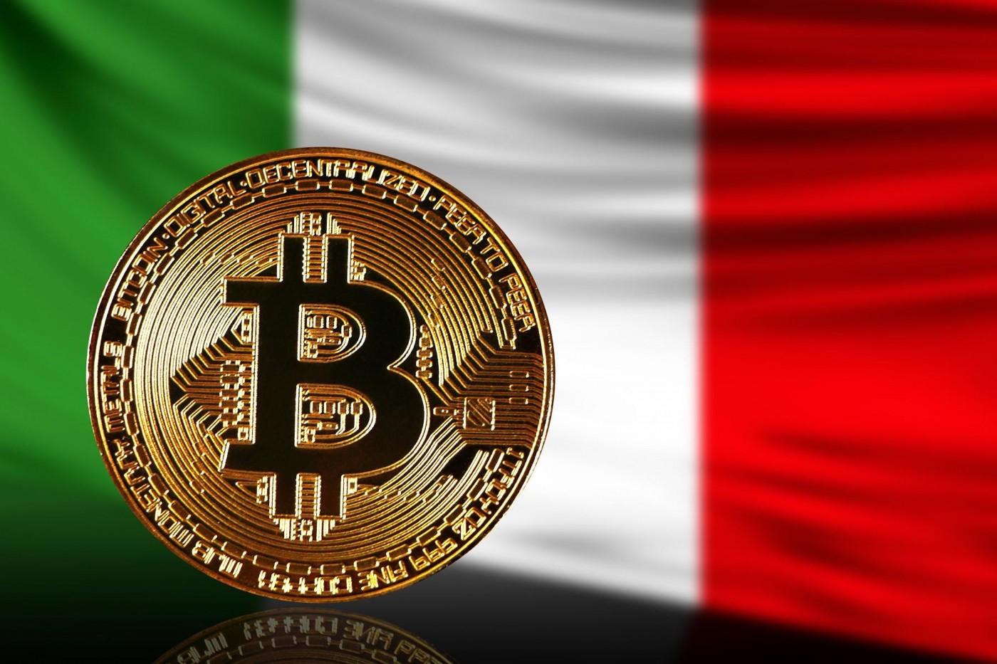 義大利人愛用比特幣網購,交易量超車VISA、Mastercard