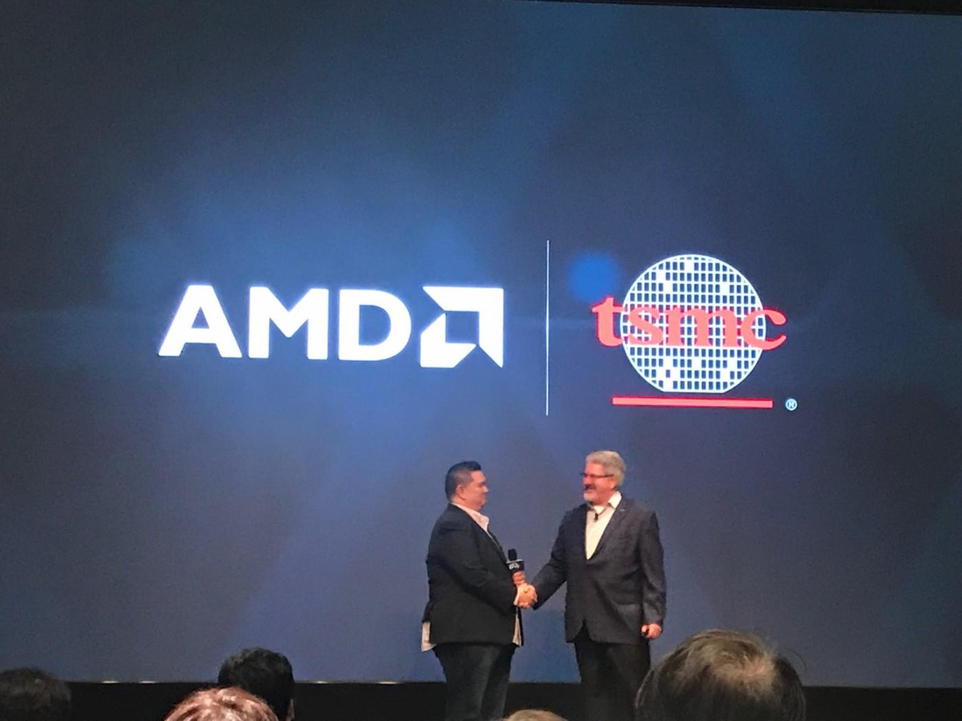 台積電、三大雲端客戶到齊!為何說AMD處理器領先Intel一年,蘇姿丰會攻破藍色長城嗎?