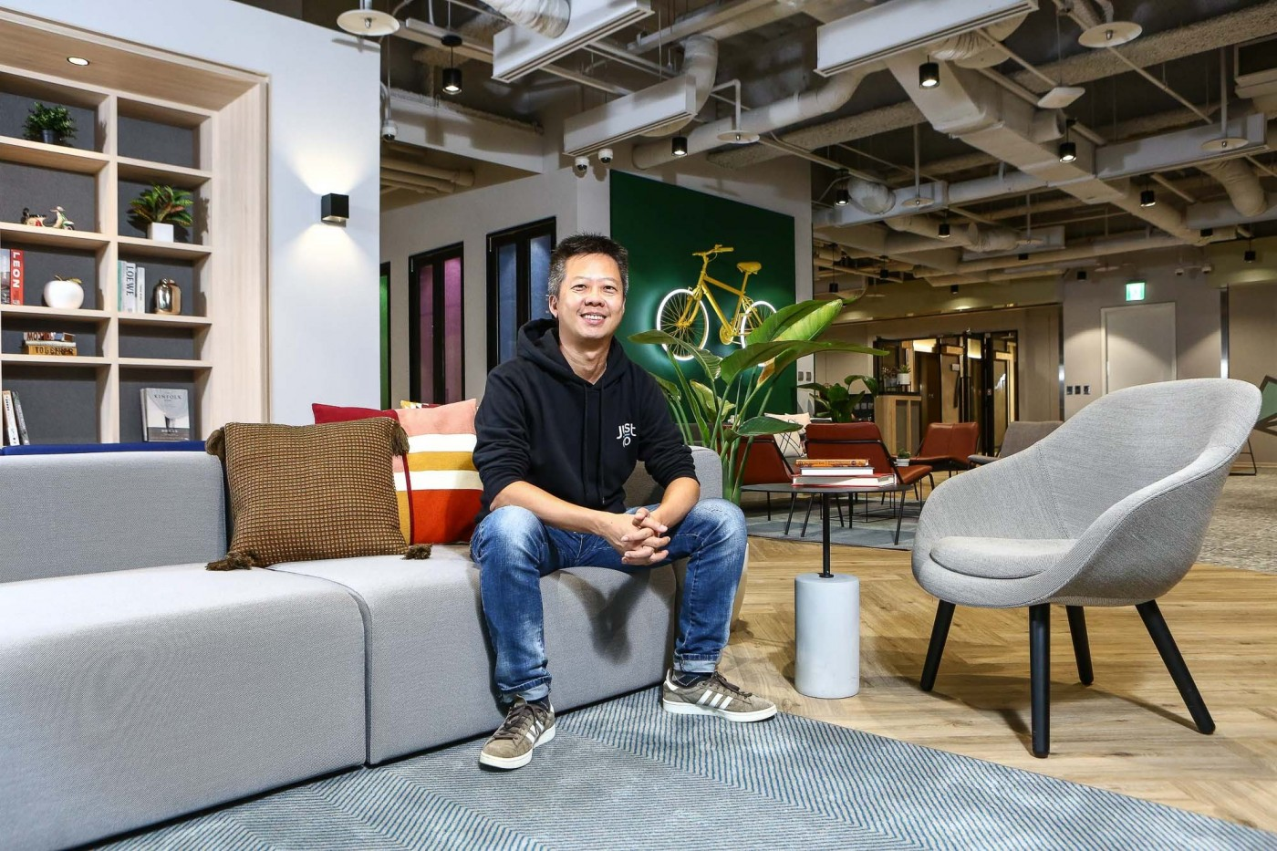 台北共享辦公室大混戰,來自新加坡的JustCo靠什麼對戰WeWork?