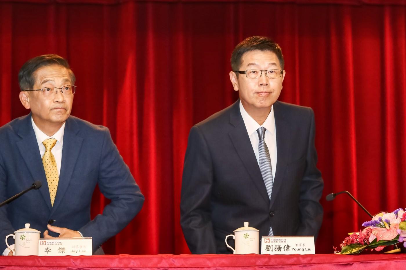 劉揚偉新布局!鴻海與凌華合資機器人公司,拍板關鍵在5年前的一場併購