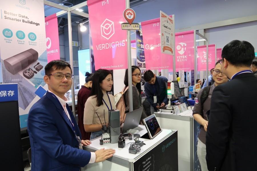 2019MeetTaipei人工智慧物联网运用广泛成为市场当红炸子鸡