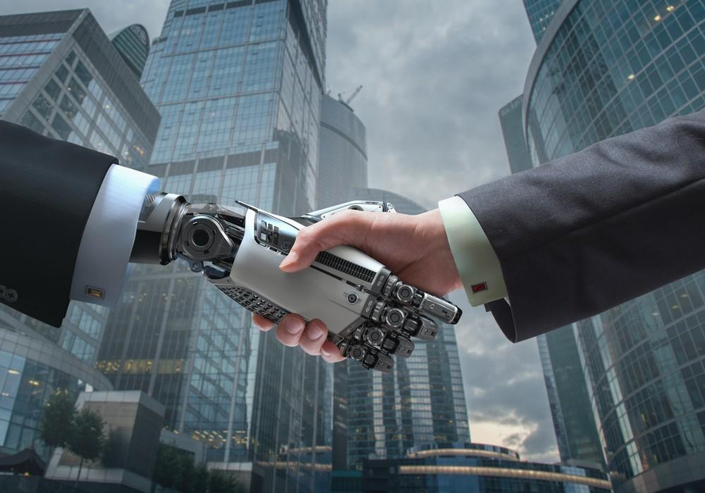 天啊!我的面試官是機器人?