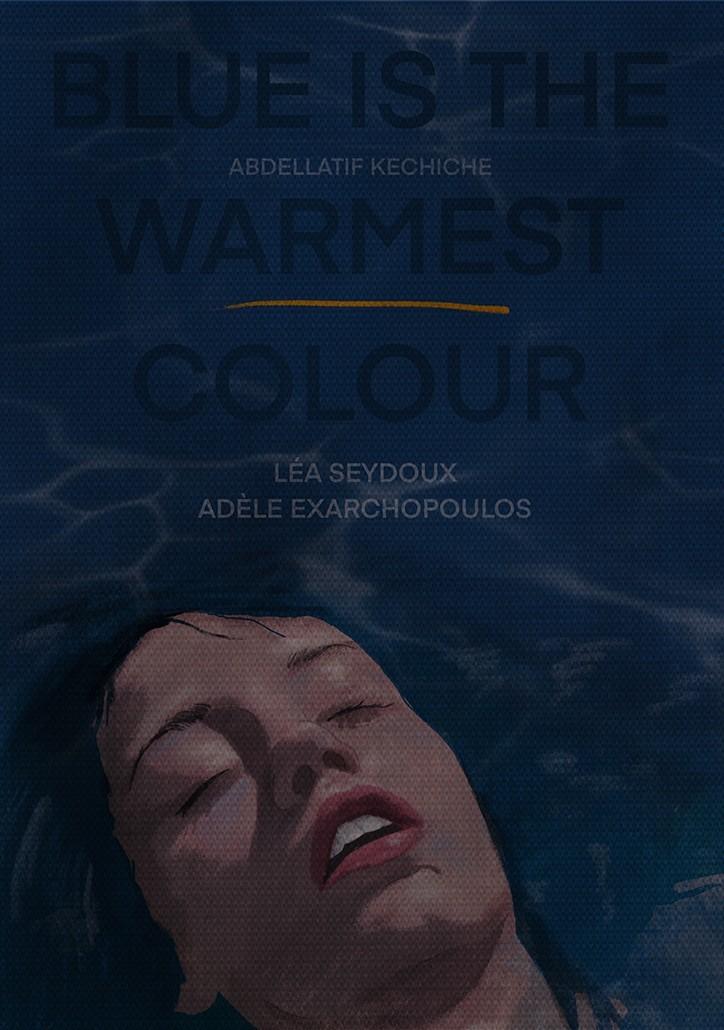 画出电影场景的耐人寻味!英国插画家 Jamie Edler 柔软笔触的电影海报创作 10