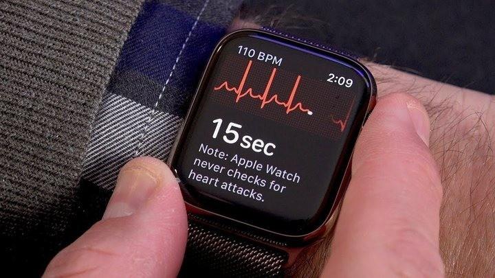 蘋果搶攻醫療保健市場!庫克:正在為Apple Watch開發更多健康風險檢測功能