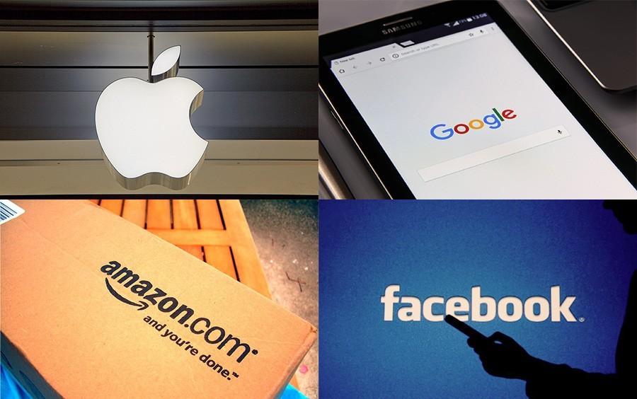 蘋果、Google、Amazon、Facebook共同面臨的尖銳挑戰,4巨頭如何辯駁?