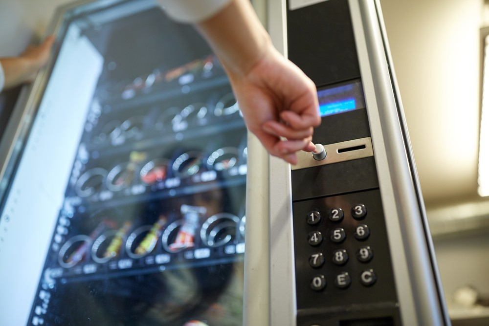 販賣機終於可以買酒了!台灣導入區塊鏈驗證創全球首例,最快這兩地可以體驗