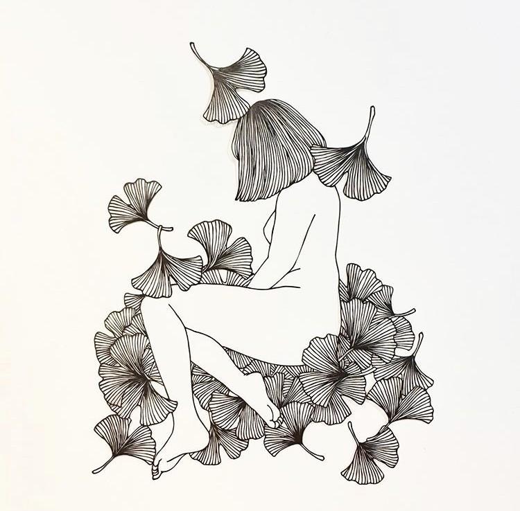细腻如画的剪纸!每一次创作都是心灵的沉淀,艺术家 Kanako Abe 的剪纸静心术 1