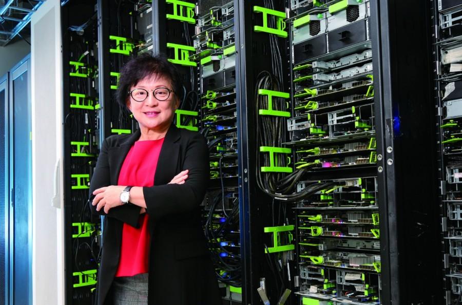 【2019 MVP】緯穎股價飆上580!為何營收能 3 年翻 5 倍?專訪 CEO 洪麗甯