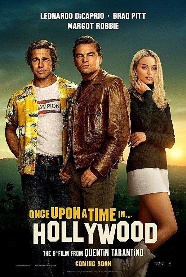 TIME 2019 10 大電影_03_Once Upon a Time…in Hollywood.