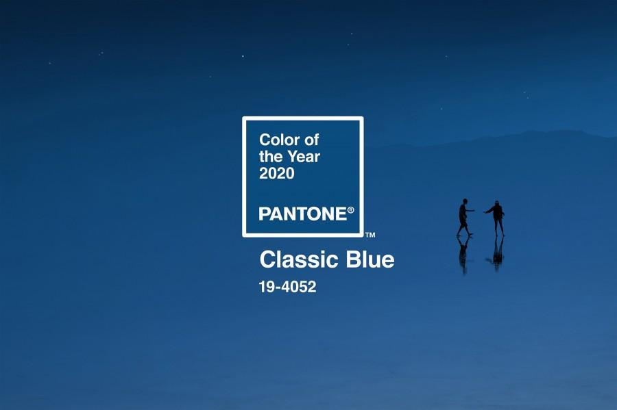 """Pantone 2020 年度代表色公布!""""经典蓝""""喻意优雅平静自信,还有 5 种配色推荐 1"""