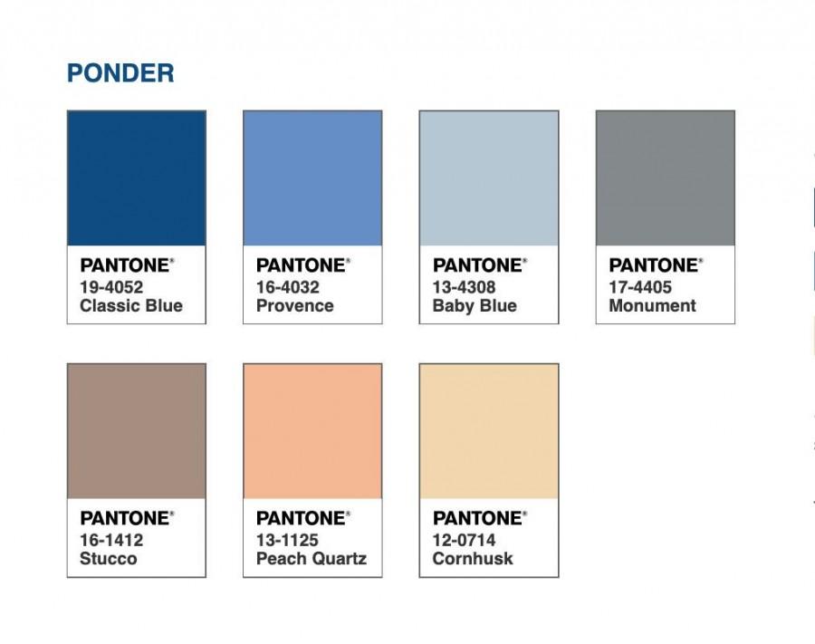 """Pantone 2020 年度代表色公布!""""经典蓝""""喻意优雅平静自信,还有 5 种配色推荐 2"""
