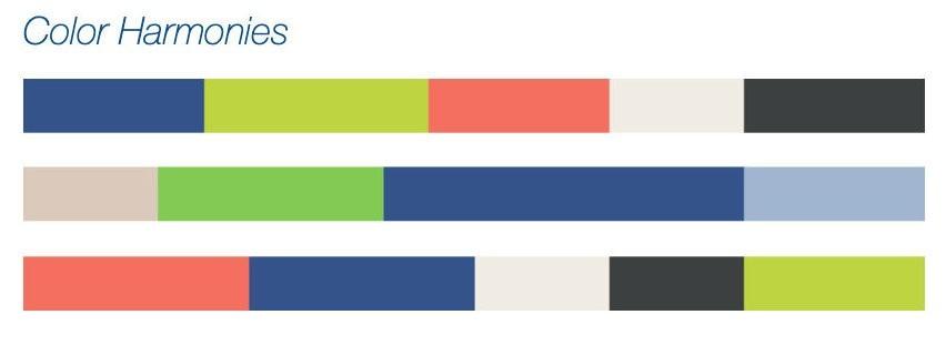 """Pantone 2020 年度代表色公布!""""经典蓝""""喻意优雅平静自信,还有 5 种配色推荐 5"""