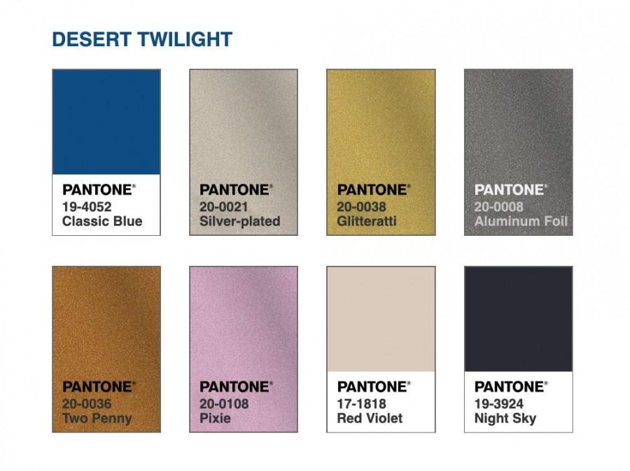 """Pantone 2020 年度代表色公布!""""经典蓝""""喻意优雅平静自信,还有 5 种配色推荐 6"""