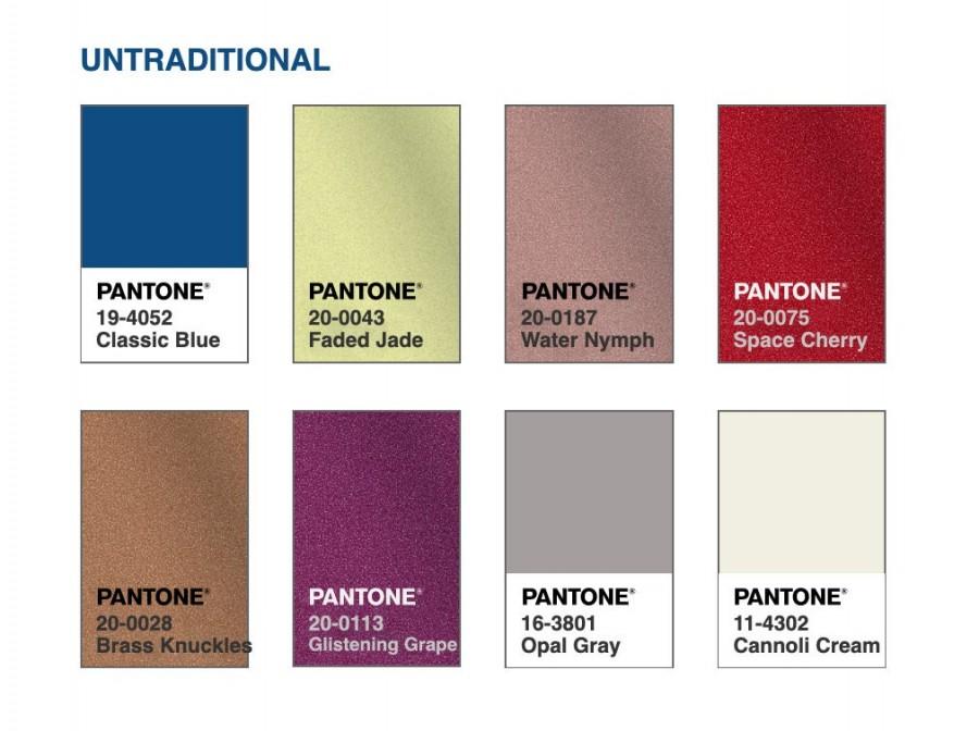 """Pantone 2020 年度代表色公布!""""经典蓝""""喻意优雅平静自信,还有 5 种配色推荐 10"""