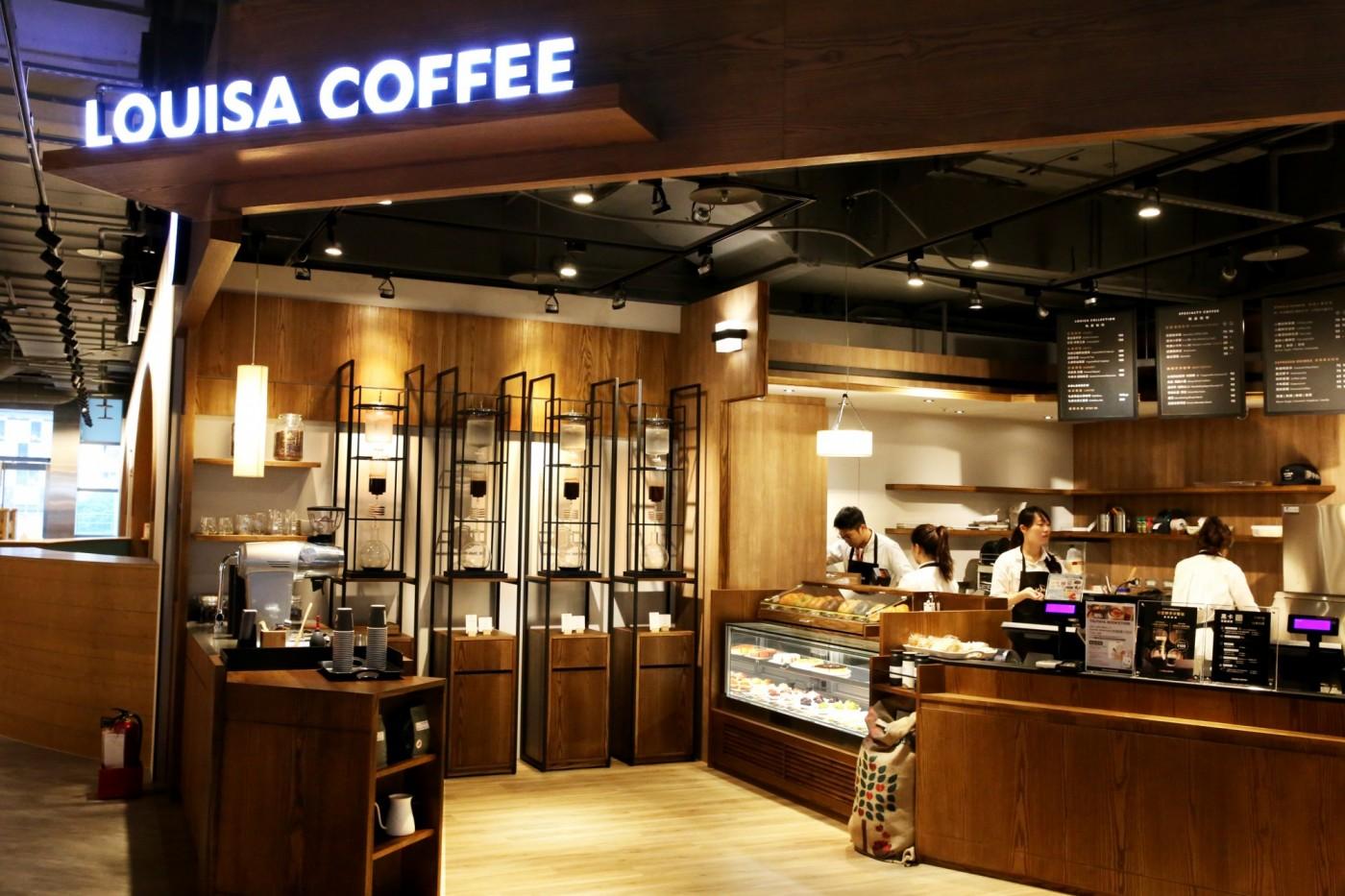 路易莎進駐蔦屋書店!3大連鎖咖啡品牌都拚特色門市,分別出了哪些招?