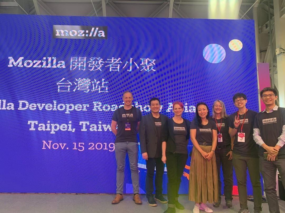 Mozilla 技術推陳出新,助新創開發在地化應用