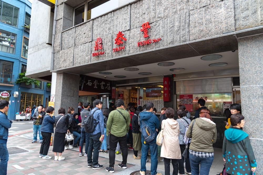 鼎泰豐一坪年賺255萬、台灣好市多更勝美國店!一張圖解密連鎖企業坪效排行榜