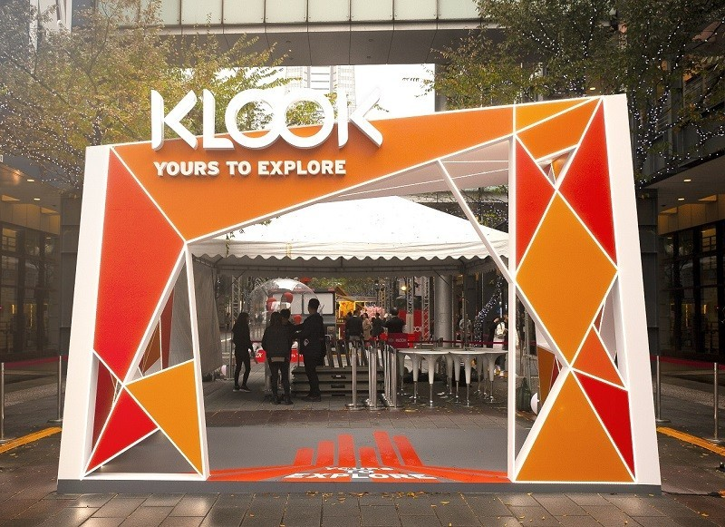 信義區新打卡熱點!KLOOK品牌嘉年華開跑,回顧2019年三支箭成績