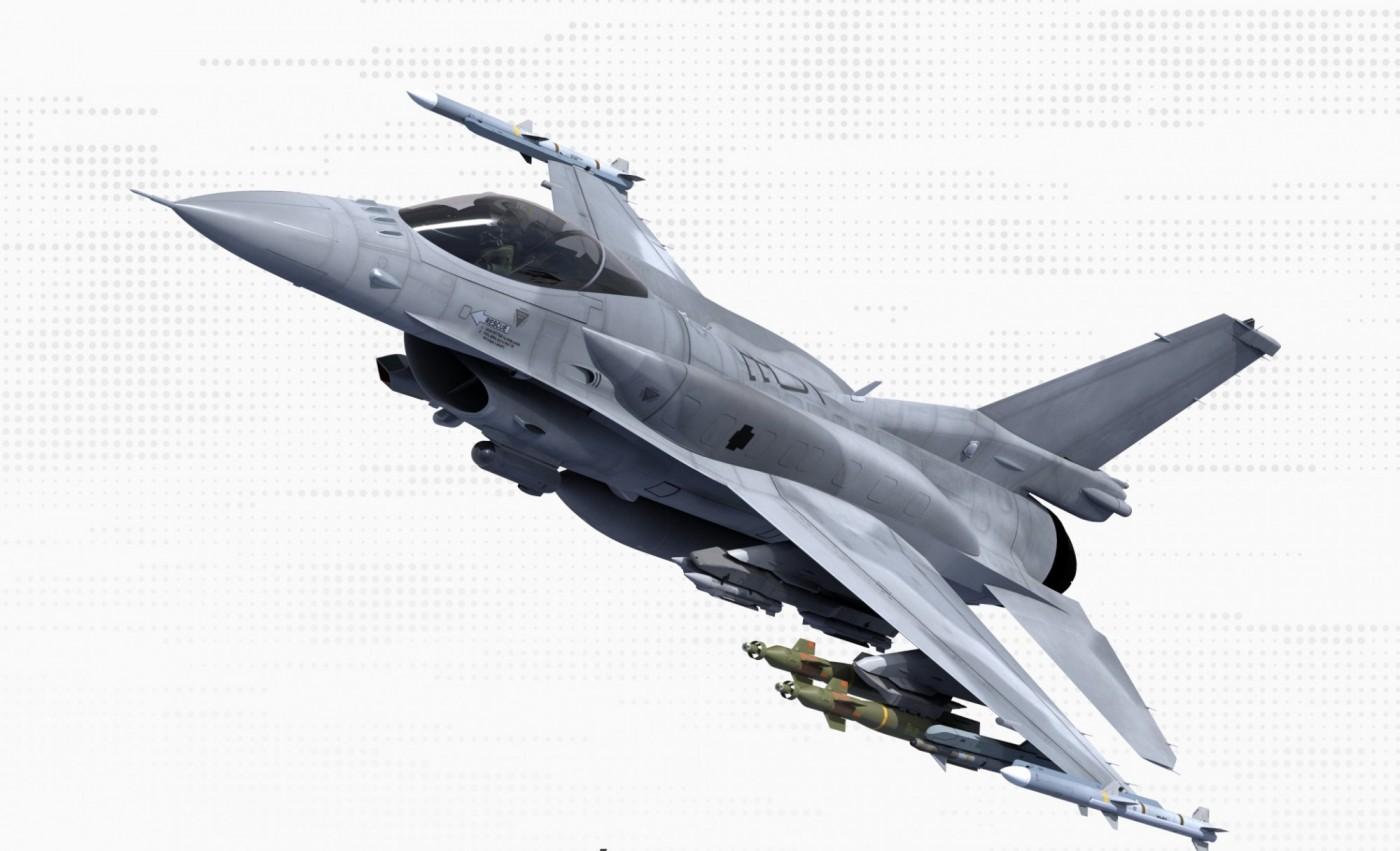 F16戰機製造商來台徵才,這間全球軍火之王與台灣有哪些關連?