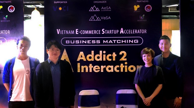 Ad2創新南向,台越新創團隊交流拓展全球市場佈局