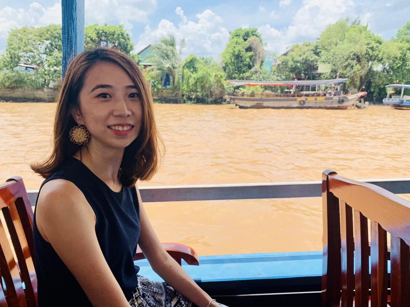 成功打入科索沃的民間外交家,出征第2個國度!她為何說越南人與台灣的心理距離「不太近」
