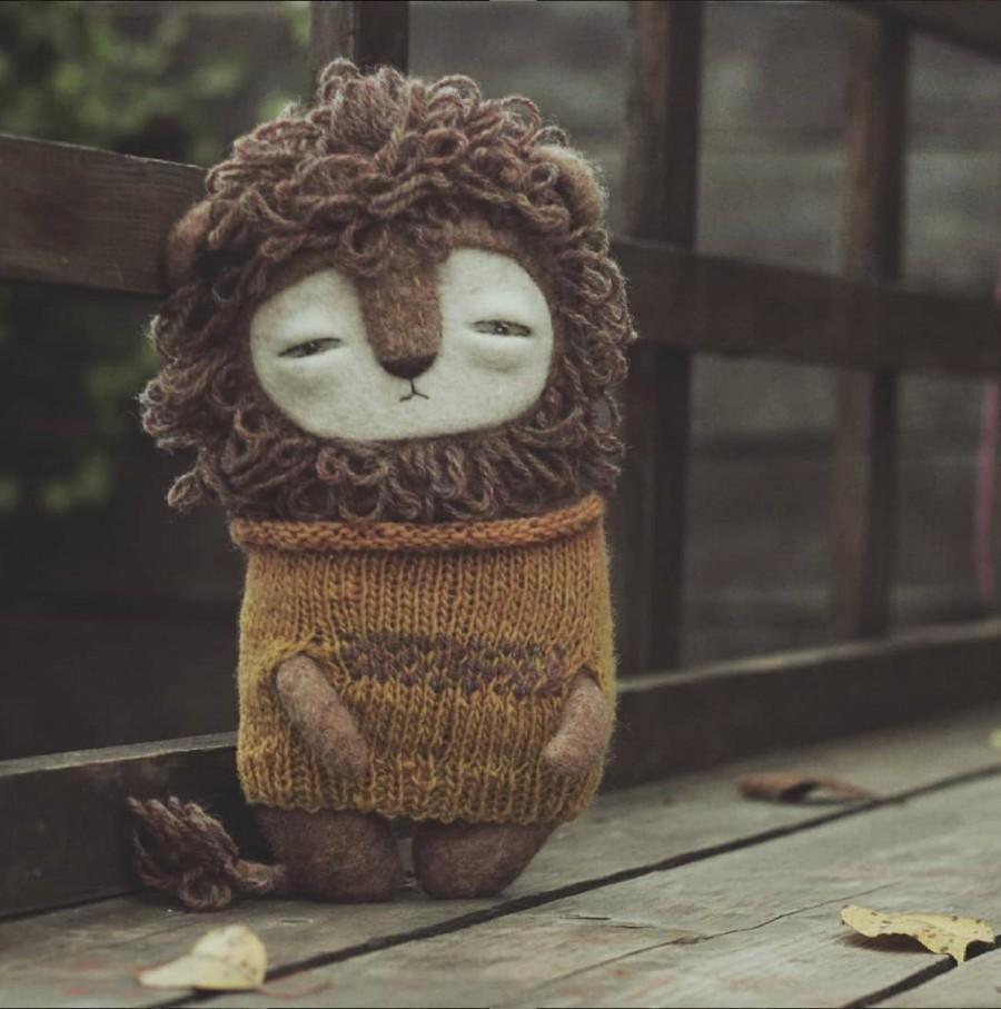 """img 1577705590 20924@900 - 厌世得可爱!结合羊毛毡、缝纫、刺绣工艺,俄国艺术家的""""厌世动物园"""""""