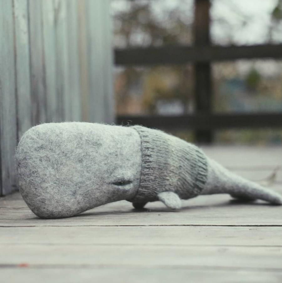 """img 1577705599 13264@900 - 厌世得可爱!结合羊毛毡、缝纫、刺绣工艺,俄国艺术家的""""厌世动物园"""""""