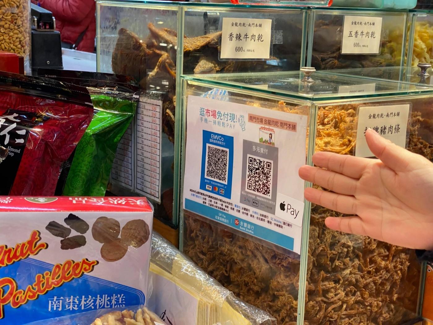 支付界的掃碼行家,永豐QR Pay如何攻占台北9成公有傳統市場?