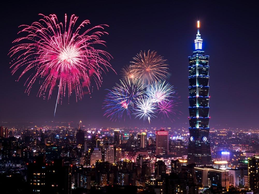 為什麼台北101跨年煙火要年年放?多數人都不知道的三大效益!