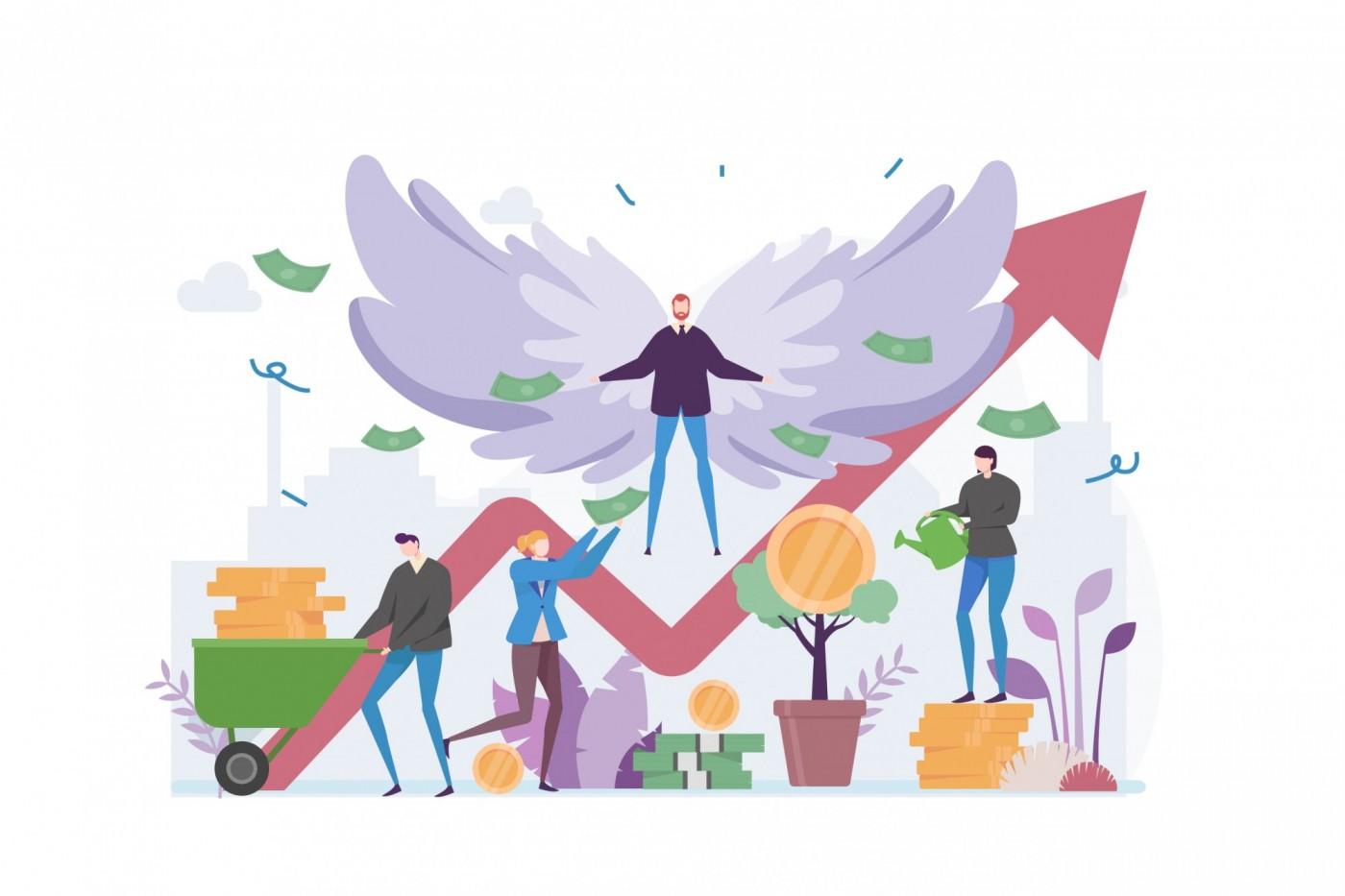 新創募資在什麼階段?跟著矽谷最強「天使」,認識投資人眼中的注資輪