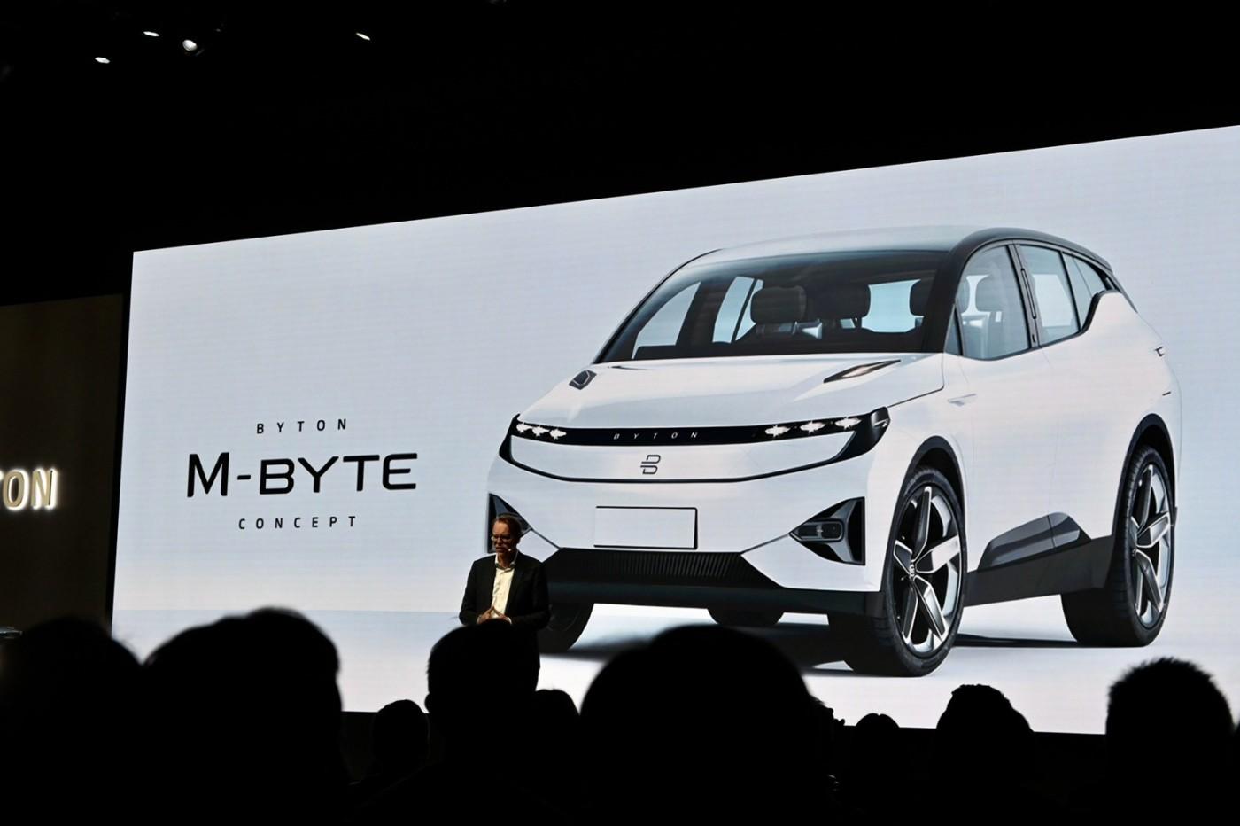 鴻海助特斯拉頭號對手拜騰量產M-Byte!能拯救深陷財務危機的垂死新創車廠嗎?