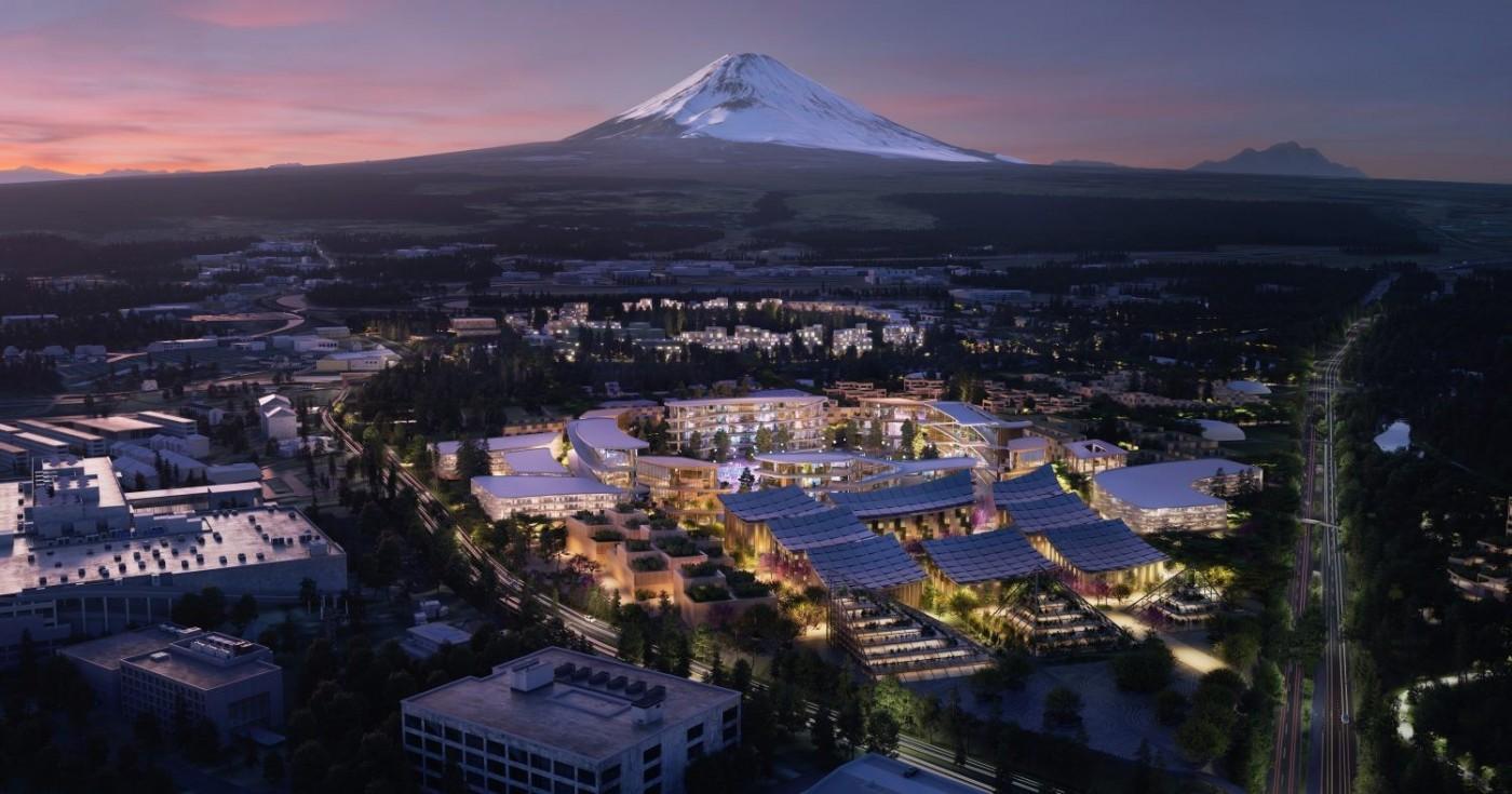 【CES2020】大廠搶推概念車,Toyota為什麼卻端出富士山腳下的「一座城」?