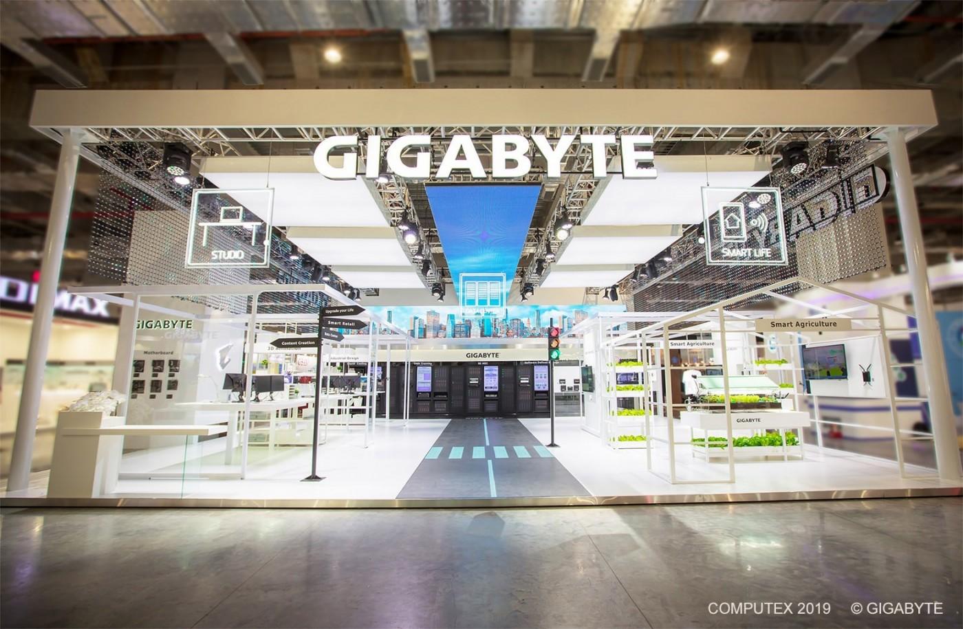 技嘉科技GIGABYTE成為發展AI人工智慧的強力夥伴
