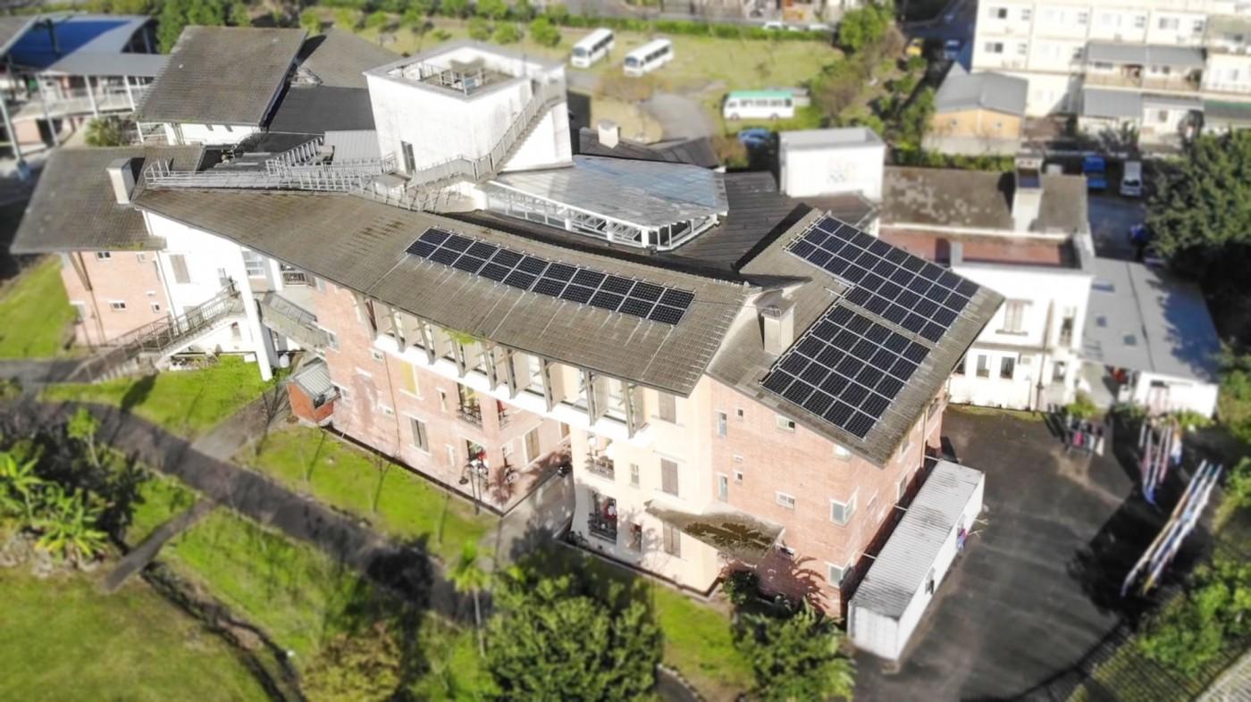 兩座屋頂太陽能創造364萬元綠金,陽光伏特家如何把綠能變成一場20年公益行動?