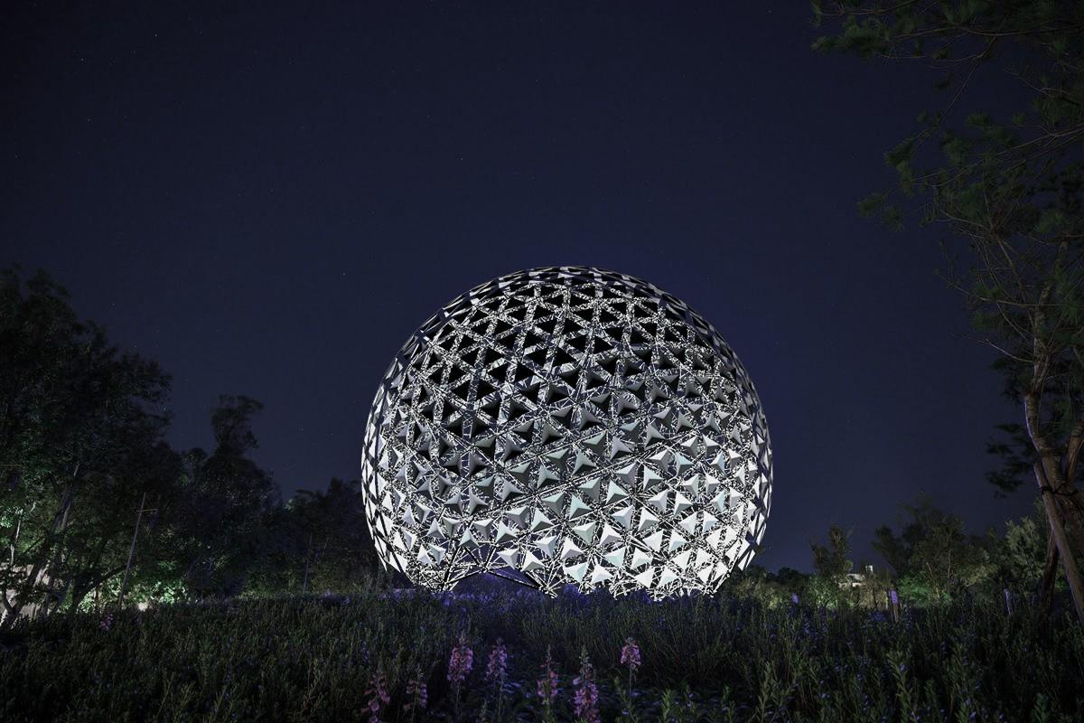 永晝機械花、無人機拚場!史上展期最長2020台灣燈會亮點搶先看