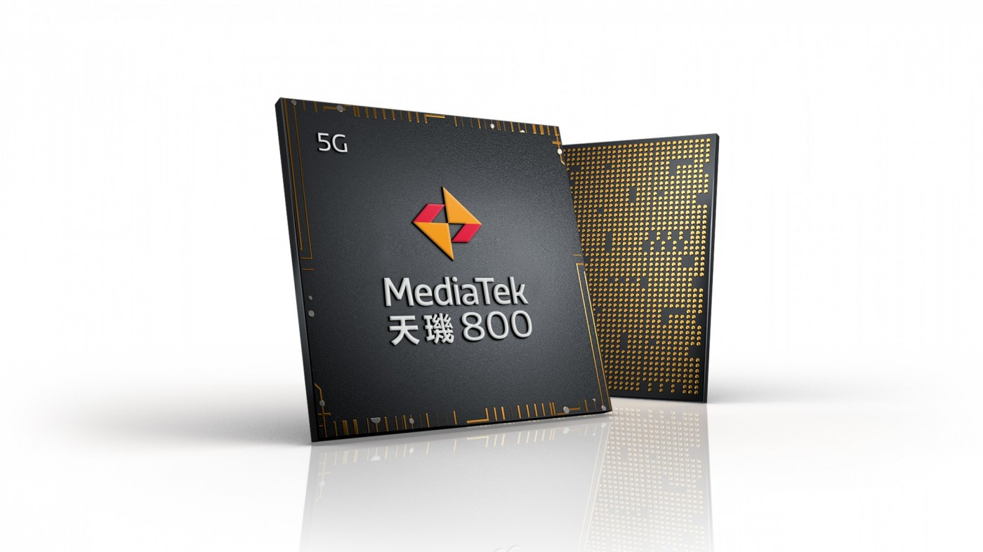 聯發科第二款5G晶片「天璣800」,為何是搶攻中國中階手機市場的利器?