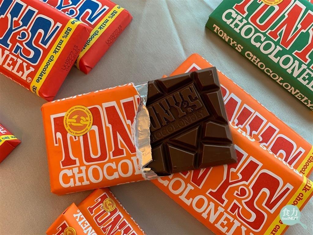 一塊形狀不規則的「東尼巧克力」,為什麼能快速成為荷蘭市占第一品牌?