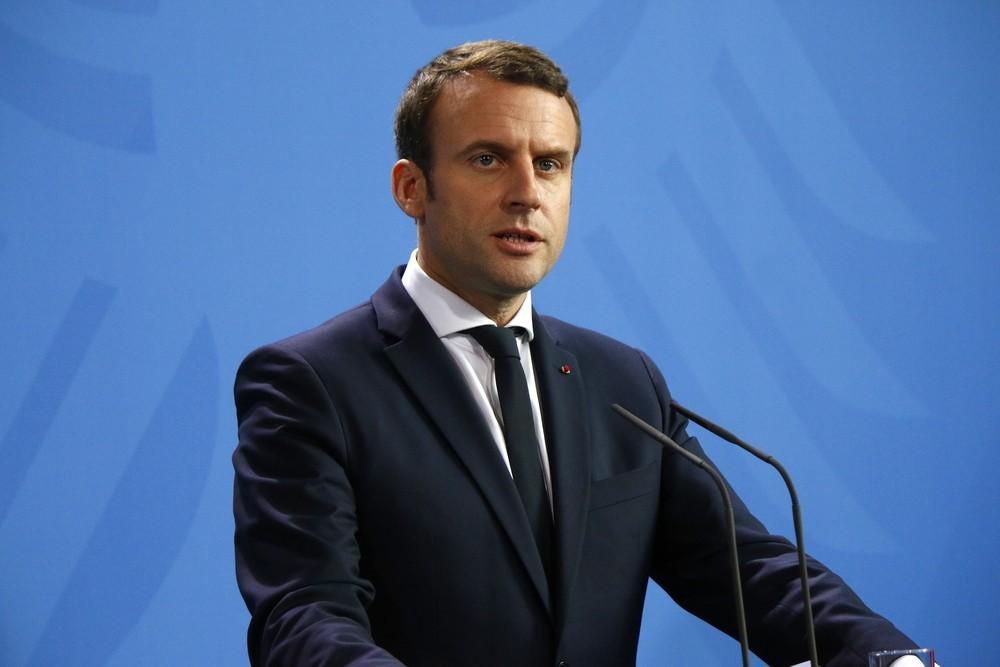 又一元首染疫!法國總統馬克宏確診新冠肺炎,將自我隔離7天,法國病例已破200萬