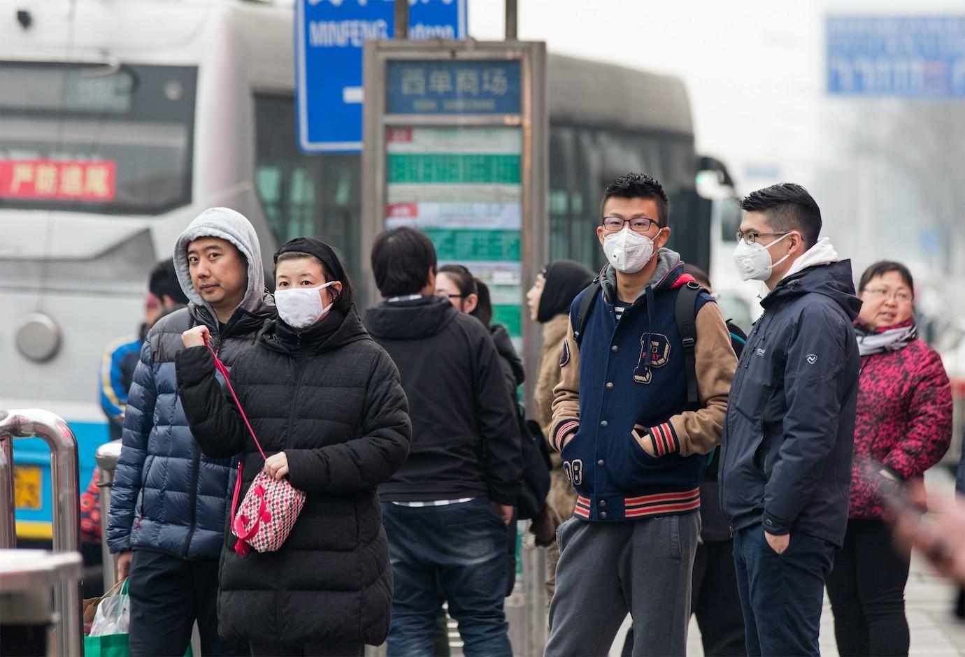 中國武漢肺炎累計病例破4萬,復工狀況一覽
