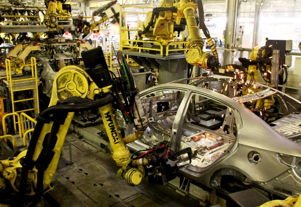 中國零件大缺貨!現代汽車關閉南韓工廠,Toyota也緊張