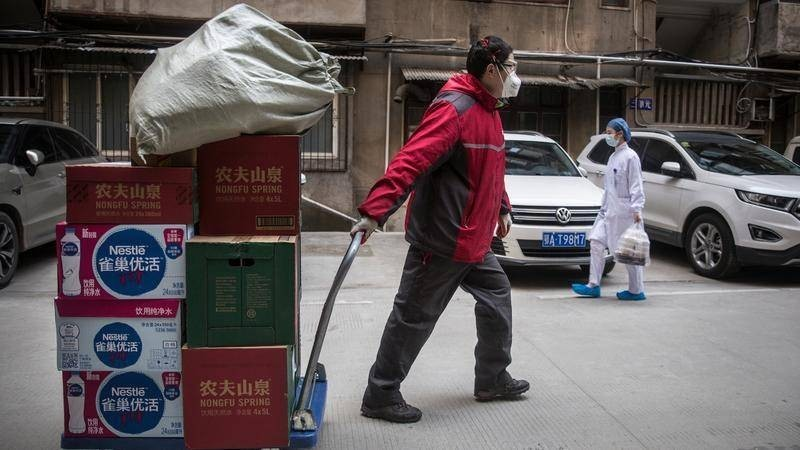 京東物流的武漢大考:1,600噸防疫物資如何送到第一線?