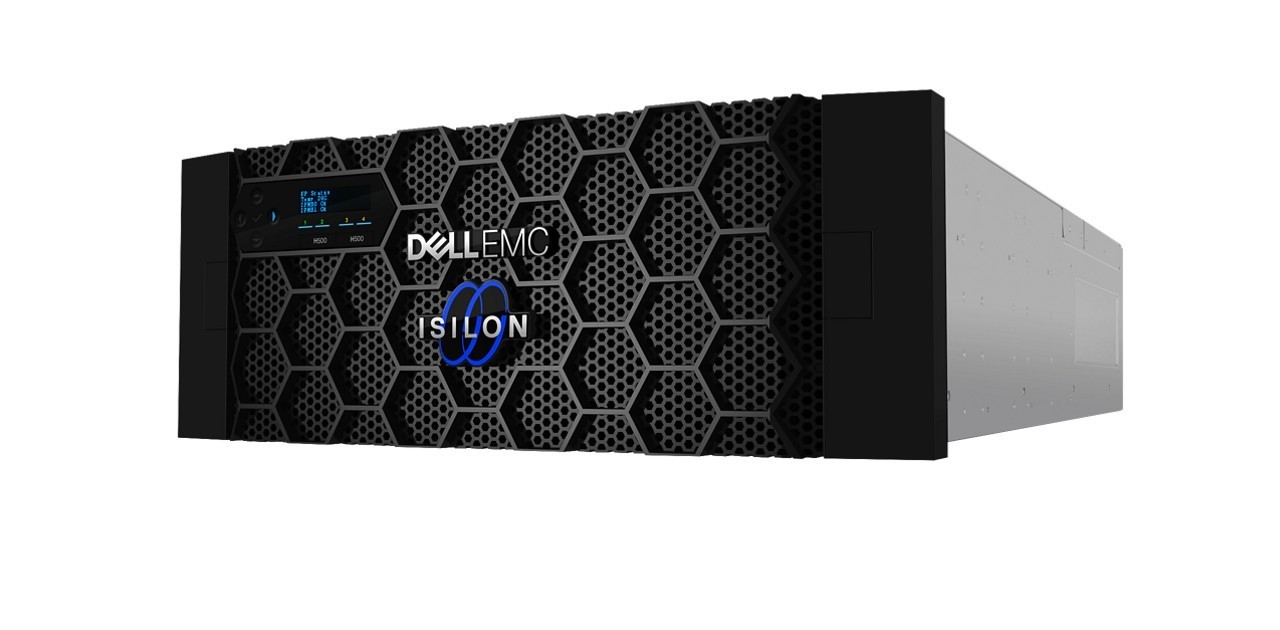 Dell EMC Isilon儲存陣列榮獲艾美獎