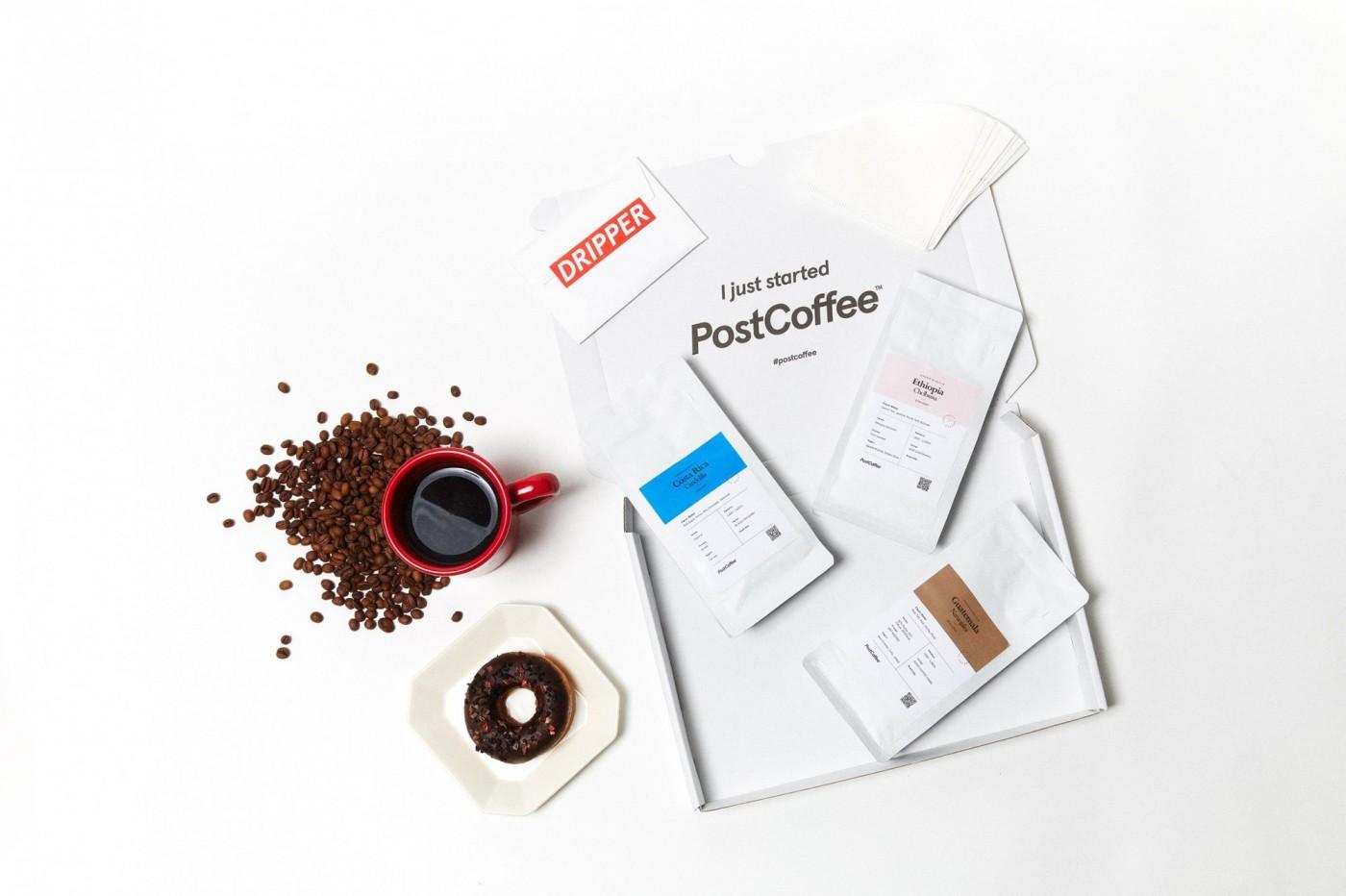 每月400元,專屬精品咖啡送到家!日本咖啡訂閱新創,用AI找出你最愛的那一杯