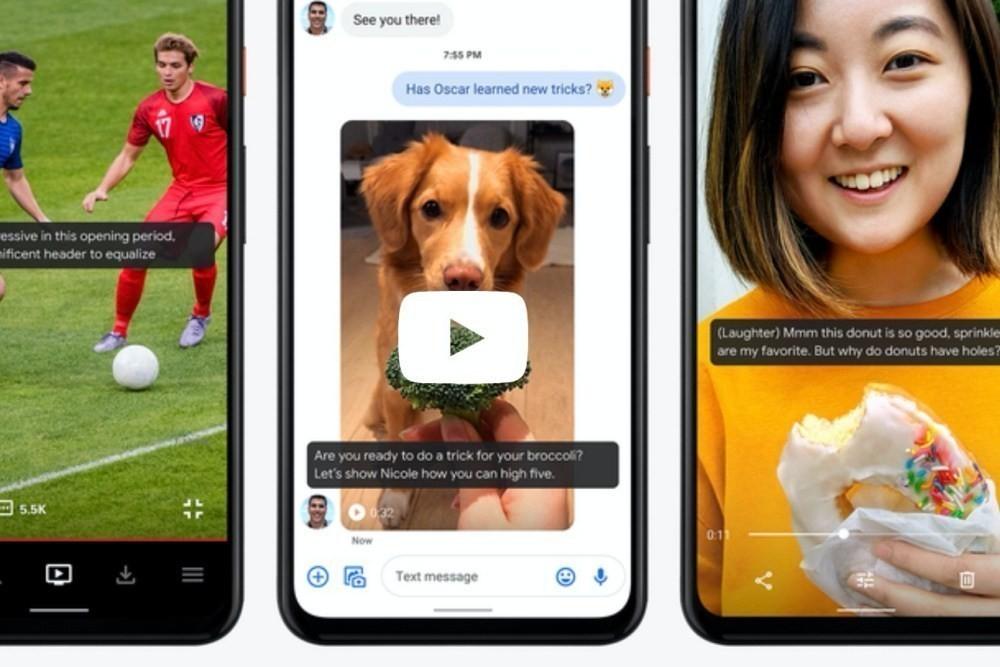 Google即時語音轉文字服務將進駐Chrome,Live Caption靠AI自動生成字幕