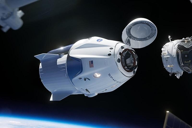 SpaceX將首次送人類上太空,2名太空人27日起飛