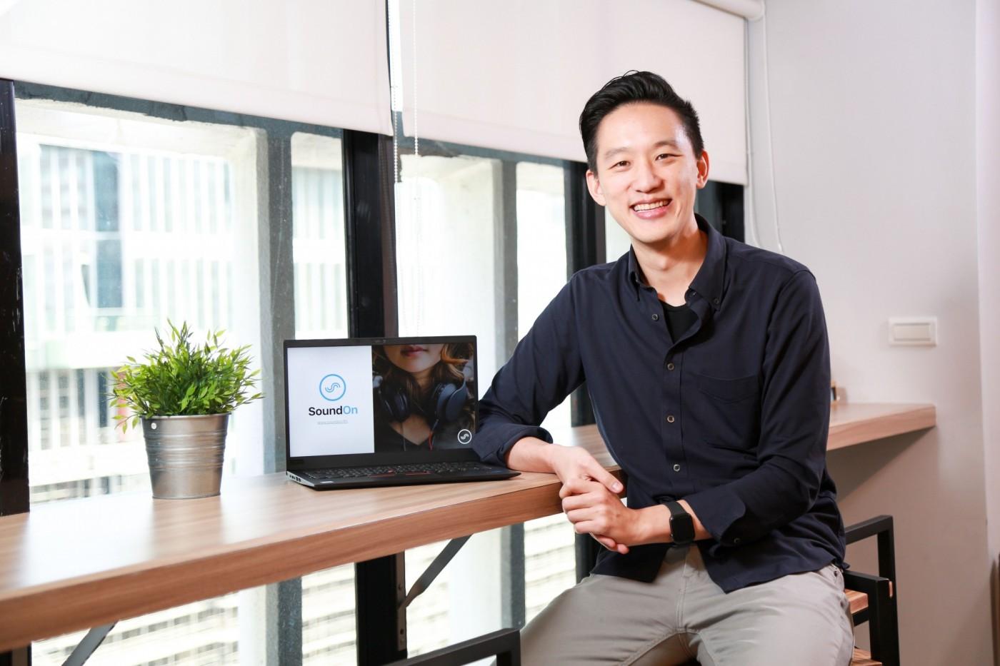 閒不下來!顧立楷離開Uber創業去:催生正體中文 Podcast平台SoundOn