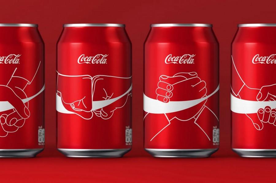 "img 1582171414 37246@900 - 可口可乐新广告上架!插画家二村大辅、Alva Skog参与创作,换个角度谈""同理心"""