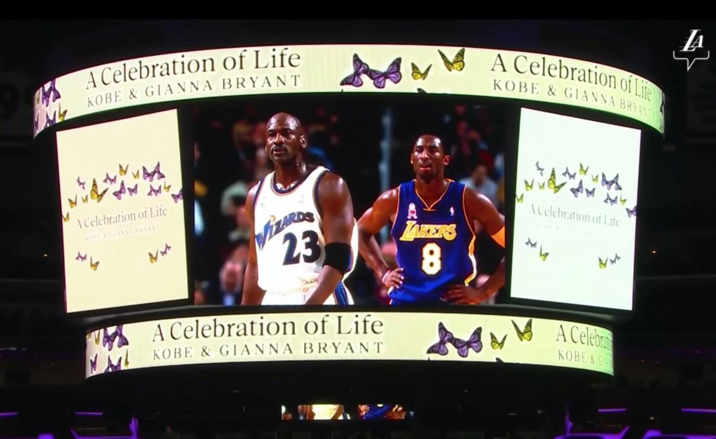 Kobe去世、喬丹灑淚背後⋯⋯是一門關於「名人遺產」的大生意